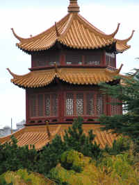 Chinese Garden of Friendship - Accommodation Perth