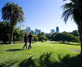 City Botanic Gardens - Accommodation Perth