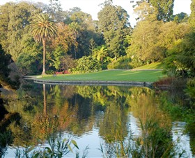 Royal Botanic Gardens Melbourne - Accommodation Perth