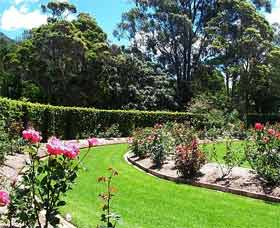 Wollongong Botanic Garden - Accommodation Perth