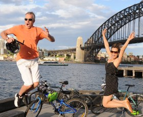 Bikebuffs - Sydney Bicycle Tours - Accommodation Perth