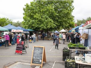 Alphington Farmers' Market - Accommodation Perth