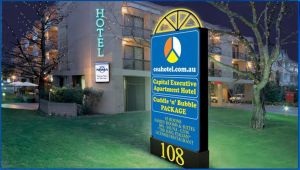 Capital Executive Apartment Hotel - Accommodation Perth
